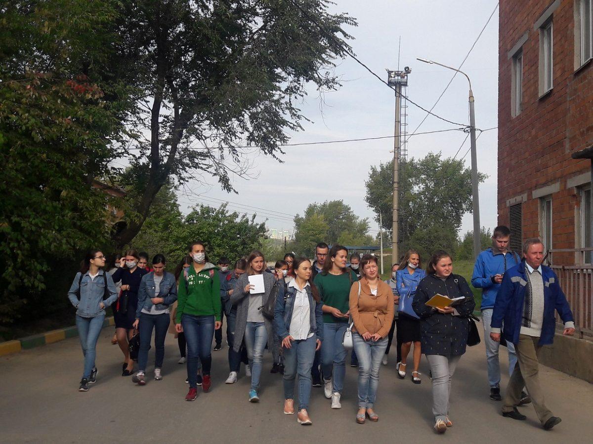 Нижегородский водоканал начинает сезон экскурсий