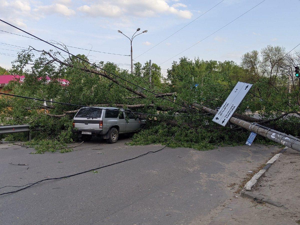 последствия ураганов