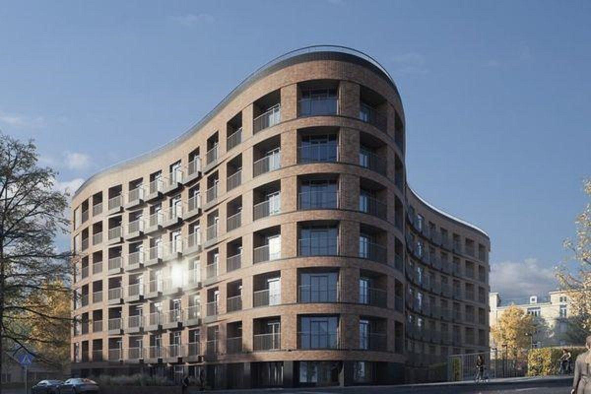 Дом с семью пентхаусами построят к концу 2021 года в центре Нижнего Новгорода