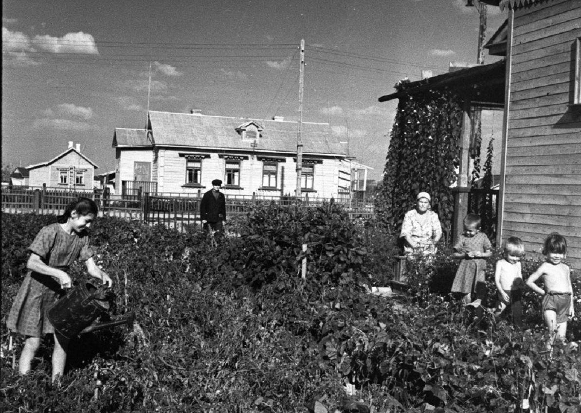 посёлок Старых производственников