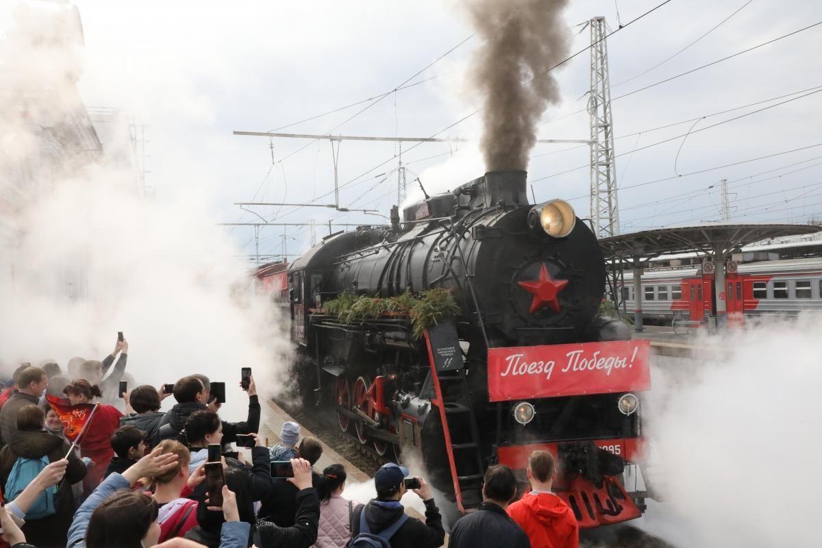 Первая экскурсия на ретро-поезде пройдёт в Нижнем Новгороде