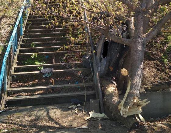 Пьяный рыбак чудом остался жив, вылетев на машине в кювет в Нижегородской области