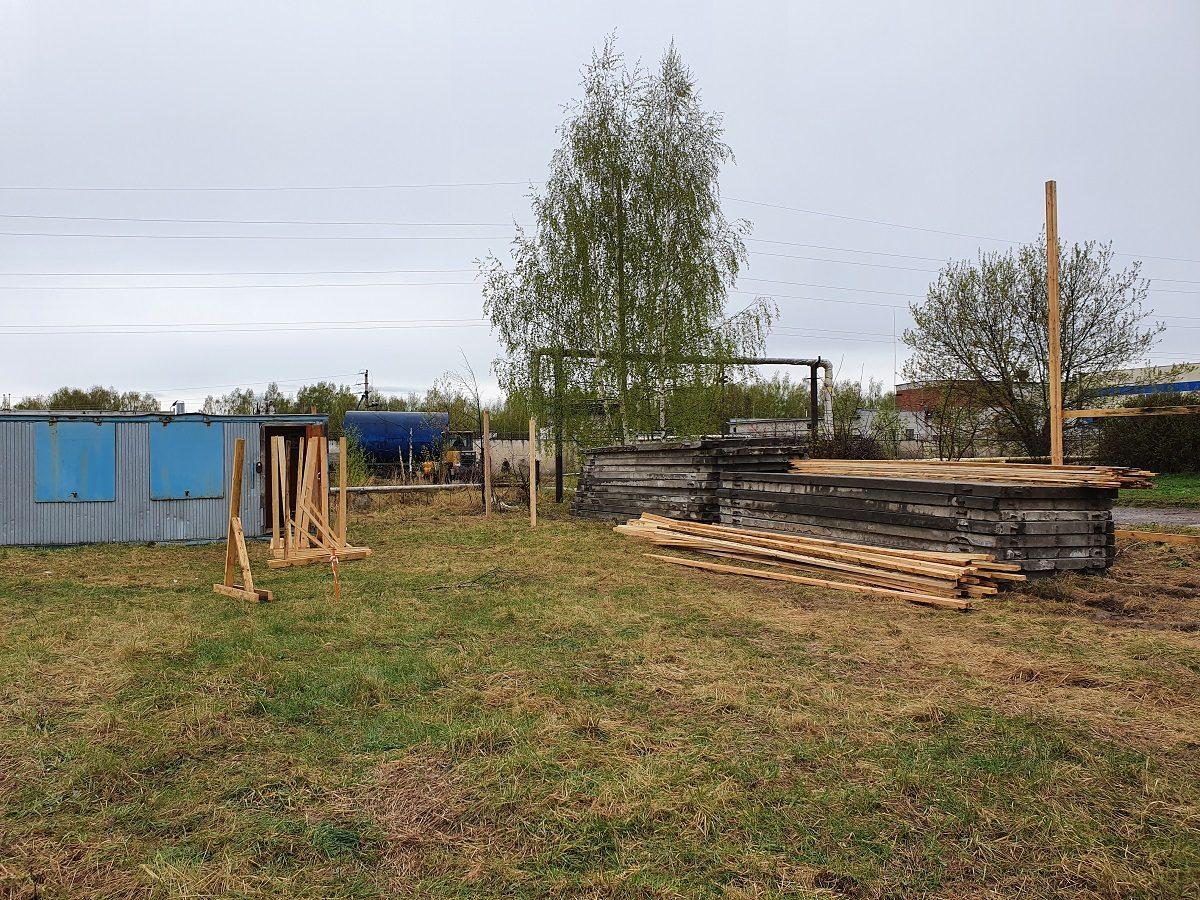 Теплоэнерго начало работы по строительству котельной в Чкаловске
