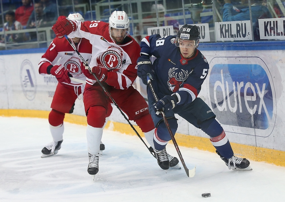 Нижегородское «Торпедо» назвало имена новых хоккеистов