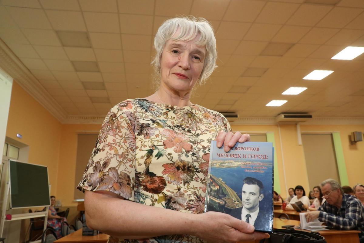 Вышла книга воспоминаний архитектора Вадима Воронкова