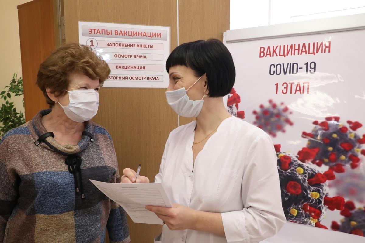 В нижегородском минздраве рассказали, почему в регионе не снижается количество летальных исходов от коронавируса