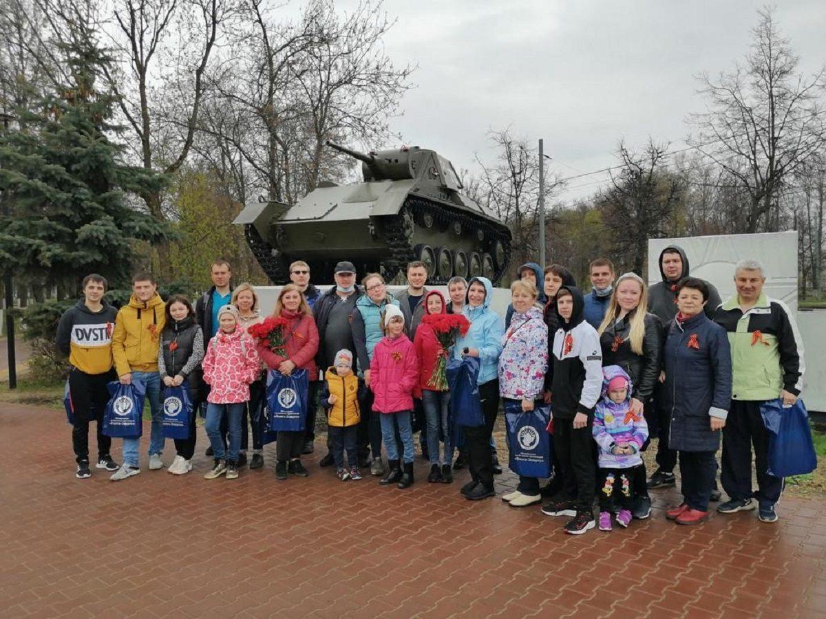 Автоквест, посвященный Великой Отечественной войне, прошел в Нижнем Новгороде