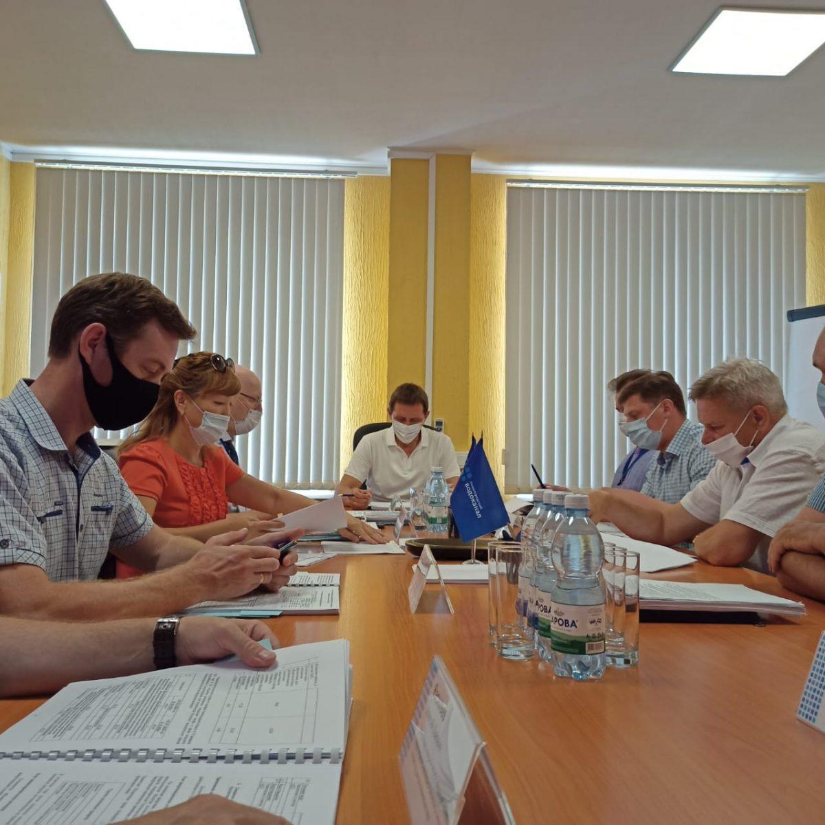 Совет директоров АО «Нижегородский водоканал» единогласно утвердил годовой отчет
