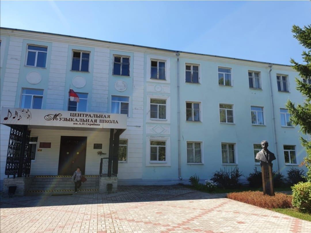 В детской музыкальной школе им. Скрябина в Дзержинске провели масштабный ремонт