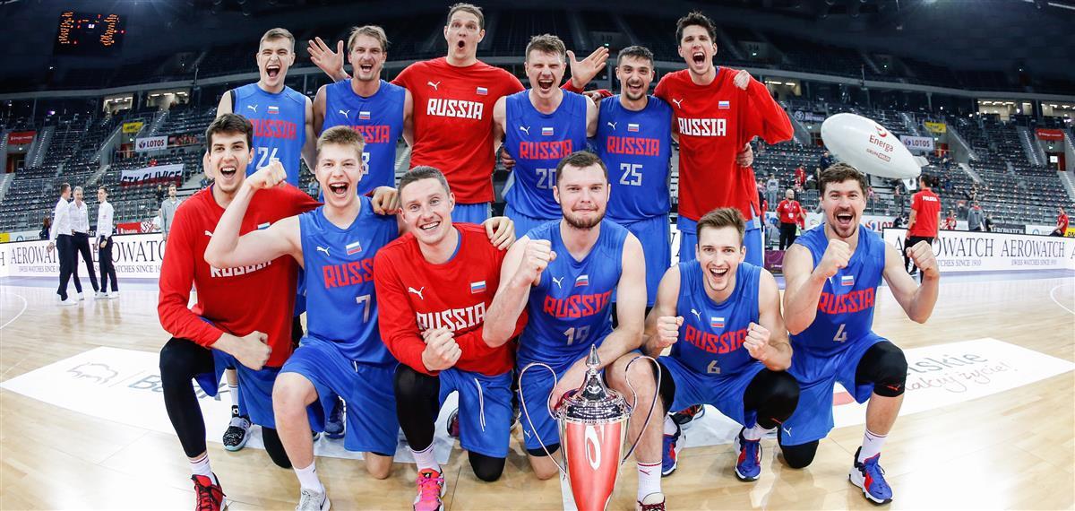Баскетболисты «Нижнего Новгорода» помогли сборной России выиграть турнир в Польше