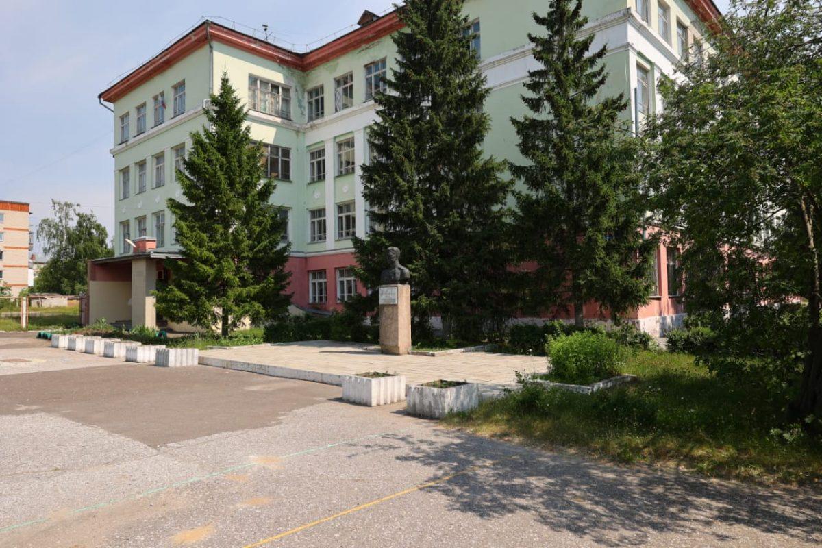 Школу в Дзержинске снесут для строительства ее нового здания
