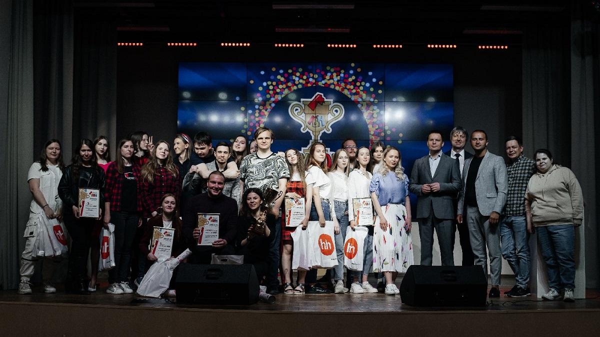 КВН вернулся в Мининский университет спустя 10 лет