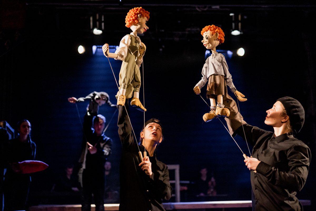 23 выпускника Нижегородского театрального училища вэтом году станут дипломированными актерами театра кукол