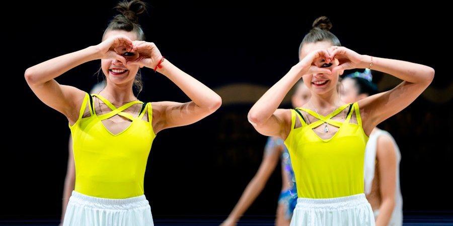 Заволжанки Арина и Дина Аверины выиграли четыре золота на чемпионате Европы по художественной гимнастике