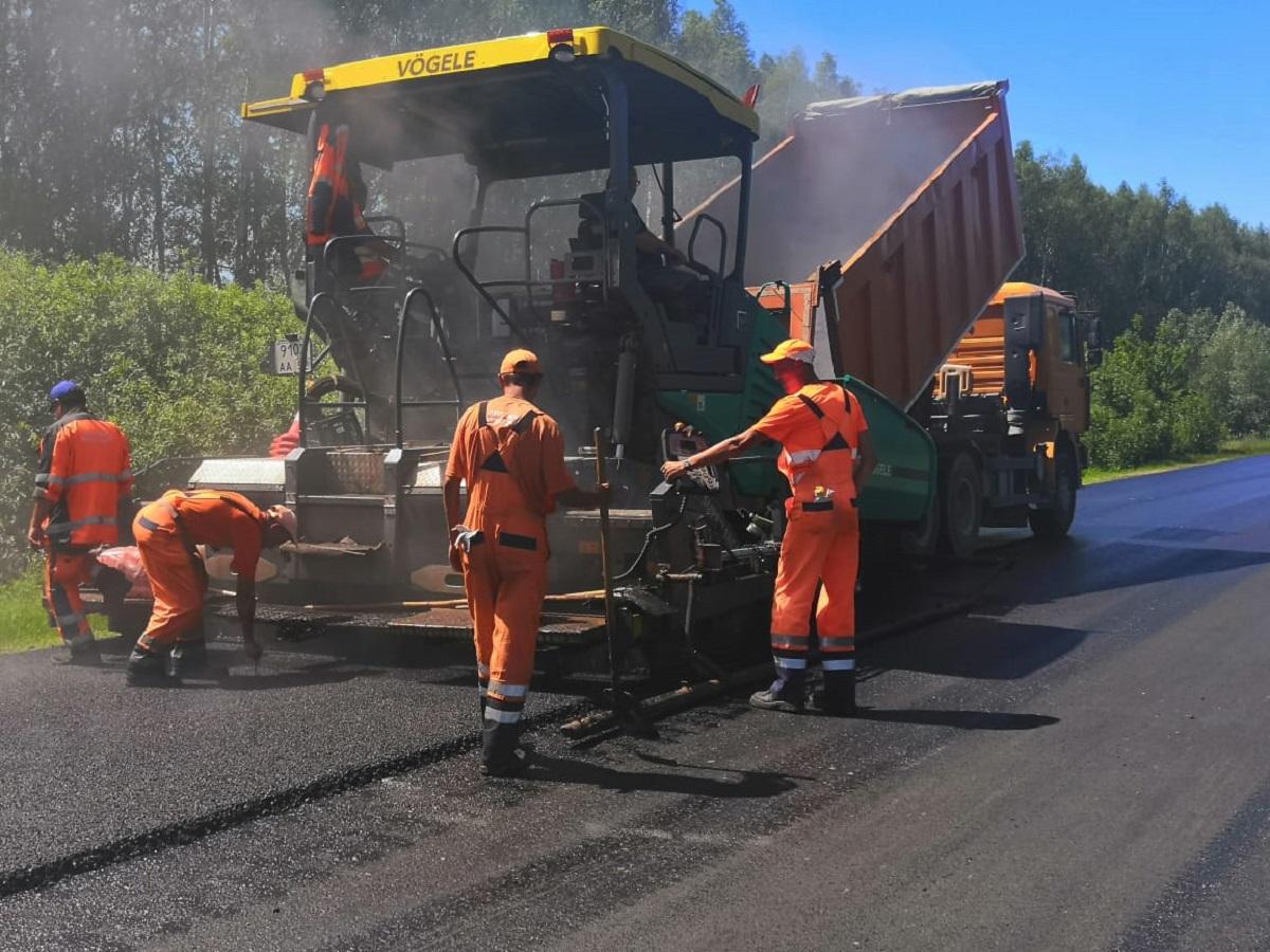 Почти 8км подъездной дороги кАрдатову отремонтируют понацпроекту кконцу лента