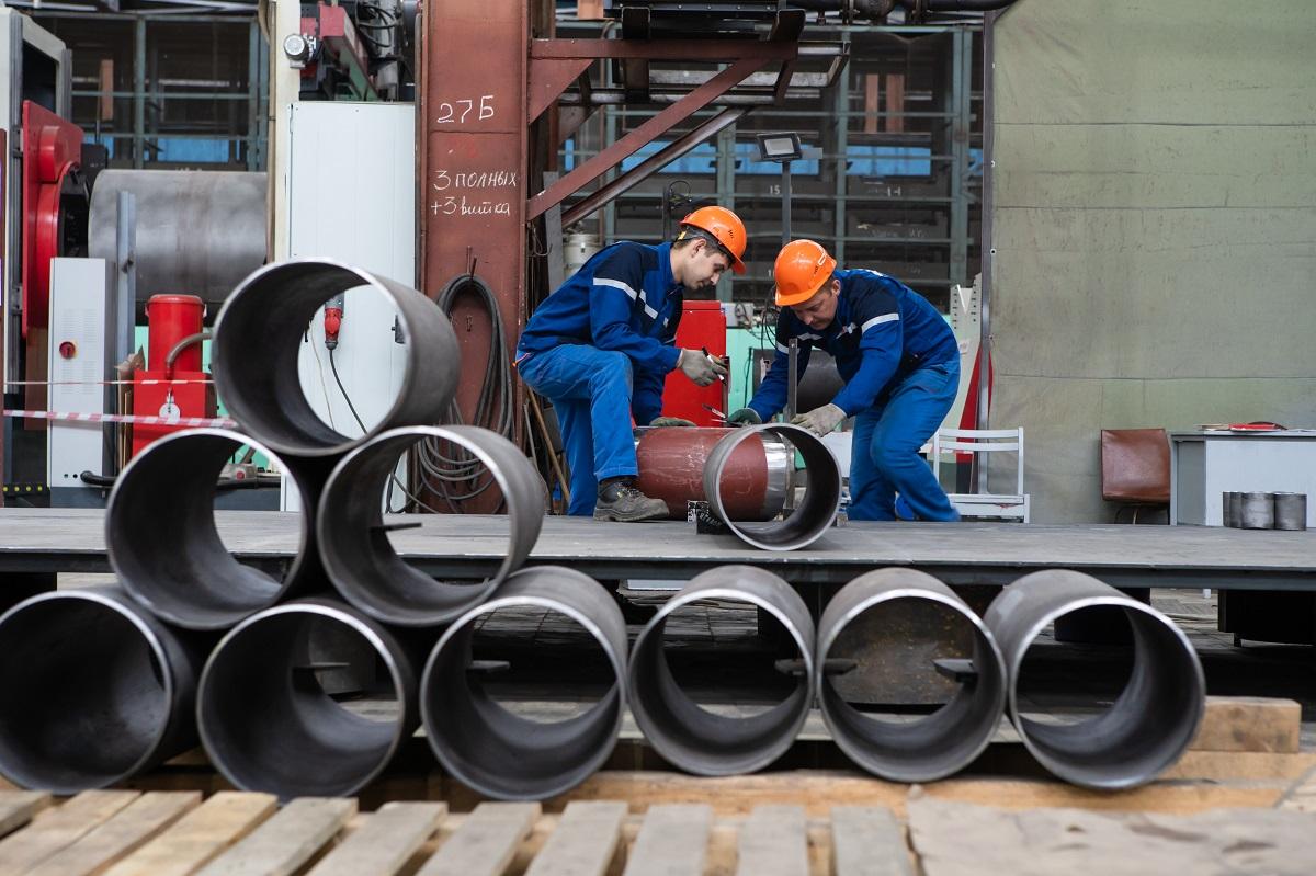 Более 130 новых рабочих мест создано вНижегородской области благодаря открытию производства трубопроводных систем