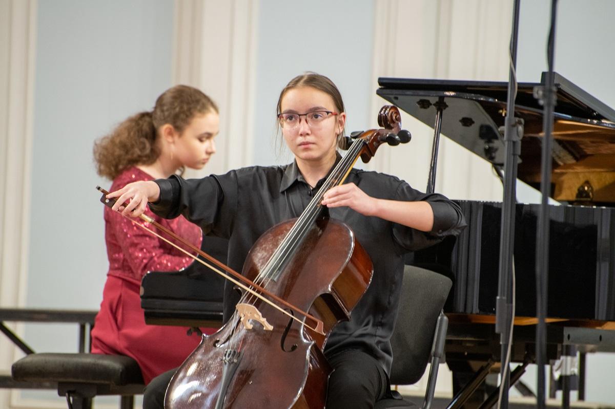 Юные музыканты из Нижнего Новгорода покорили Москву