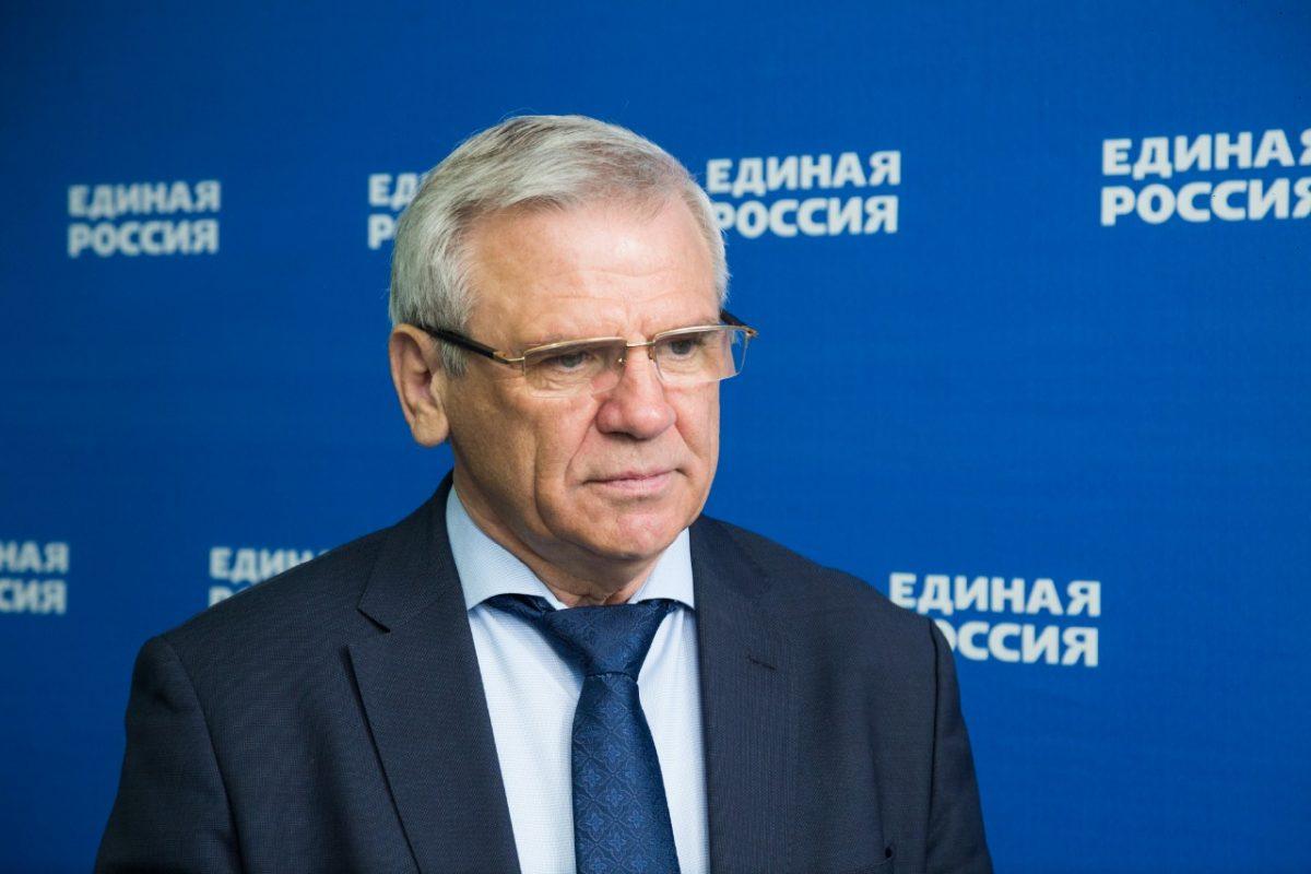 Евгений Люлин: «Несмотря на вызовы времени, партия «Единая Россия» всецело сконцентрировалась на преодолении трудностей»