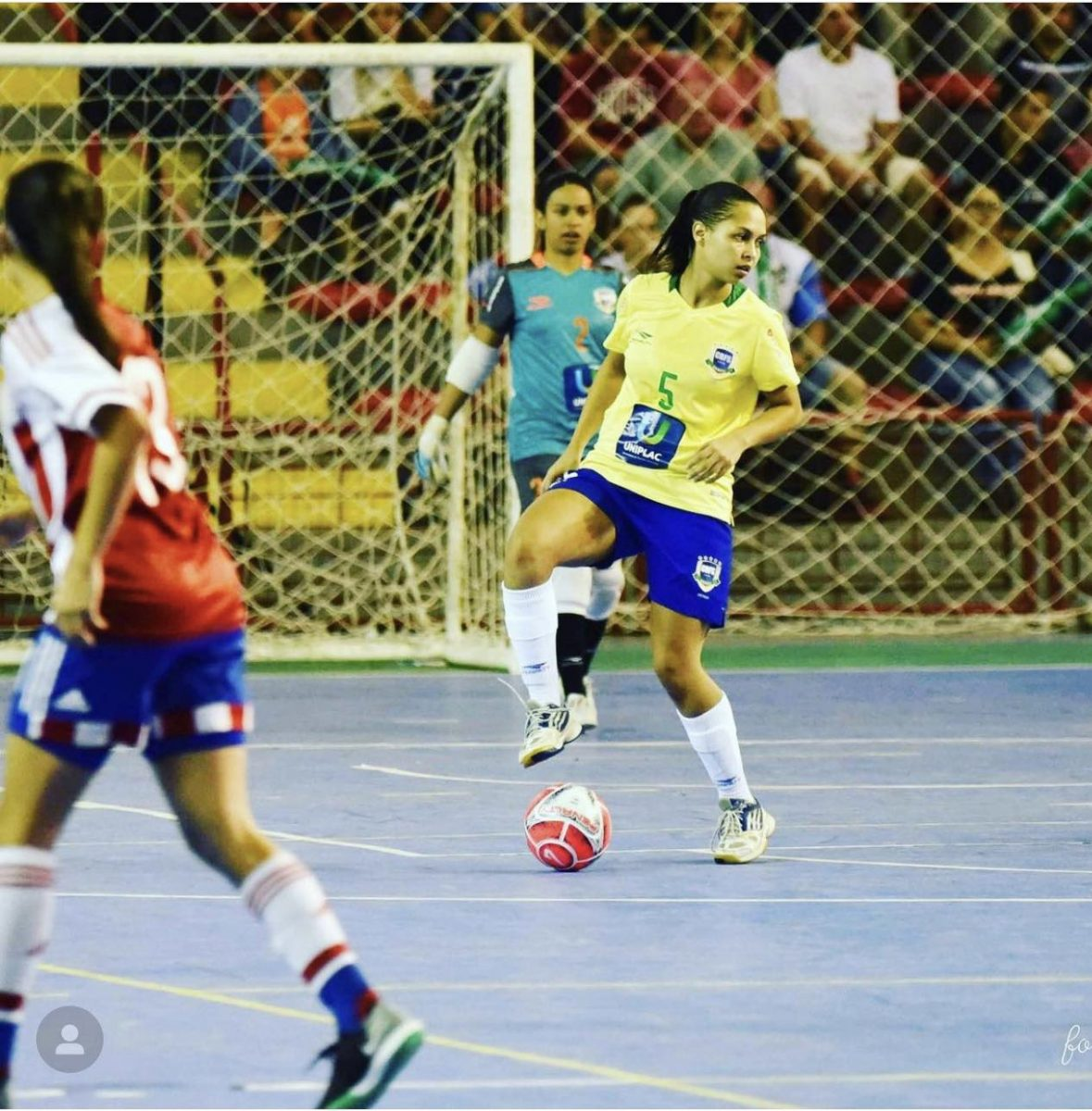 Футболистка из Бразилии пополнила состав нижегородского клуба «Норманочка»