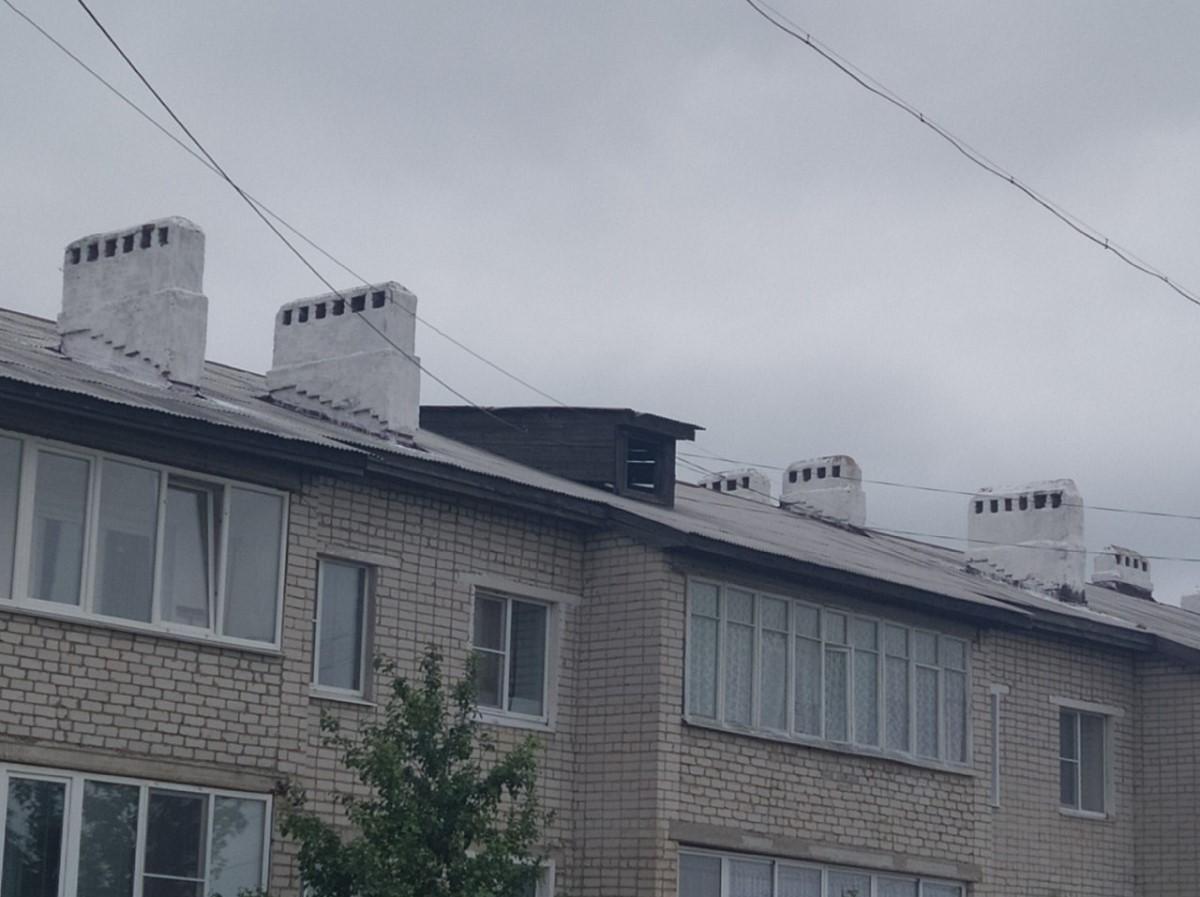 Госжилинспекция заставила коммунальщиков восстановить дымоходы вКулебаках