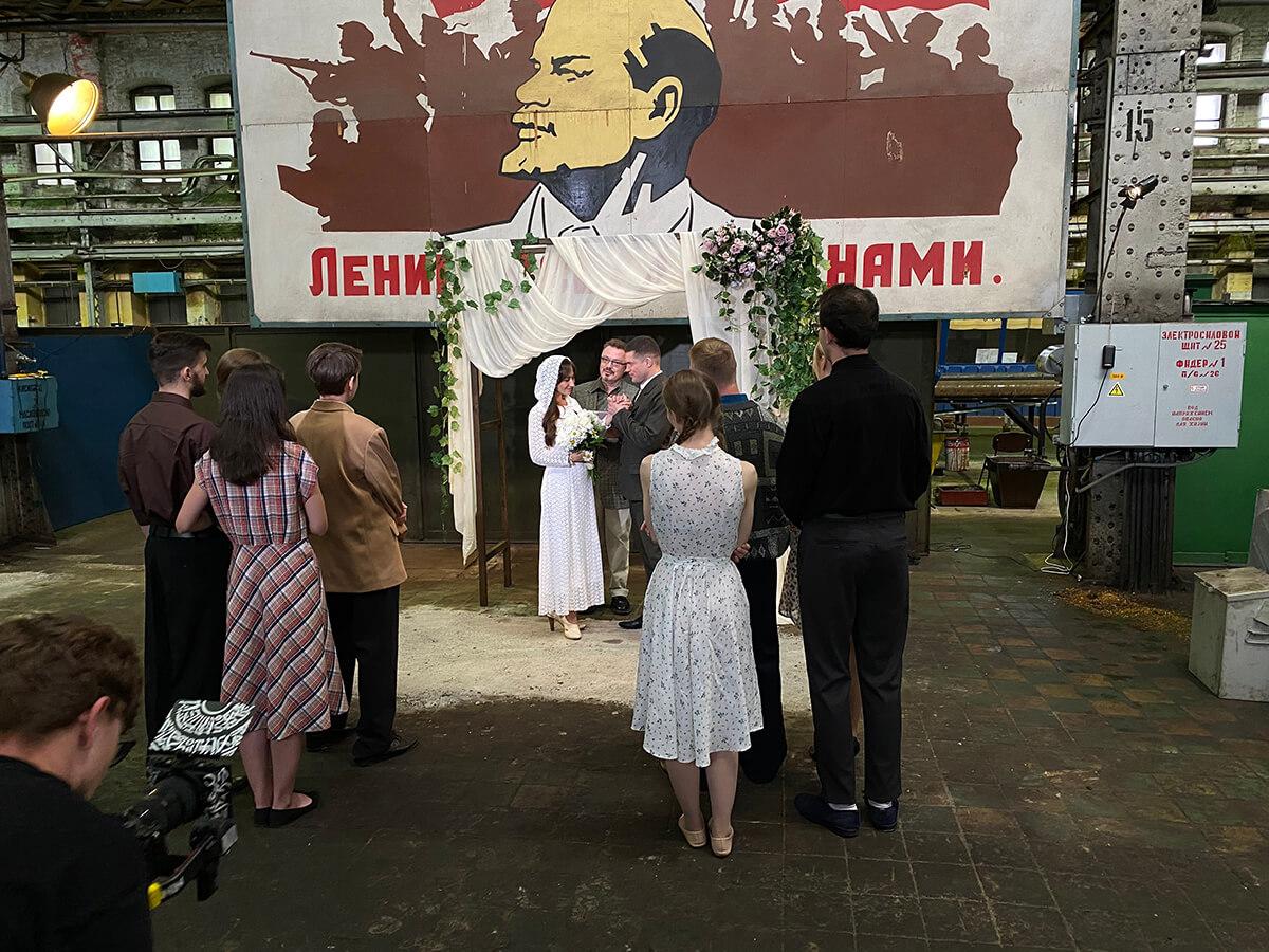 «Хор Турецкого» снял в Нижнем Новгороде клип на песню «Сормовская лирическая»
