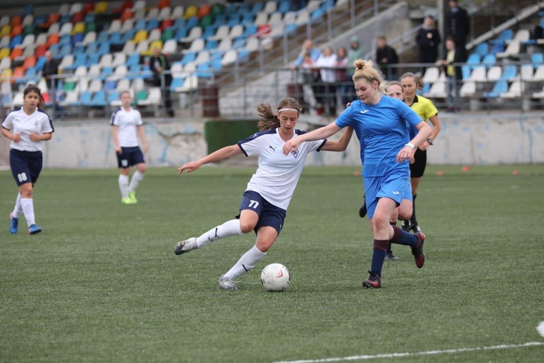Нижегородская женская команда «Ника» выбыла из Кубка России по футболу