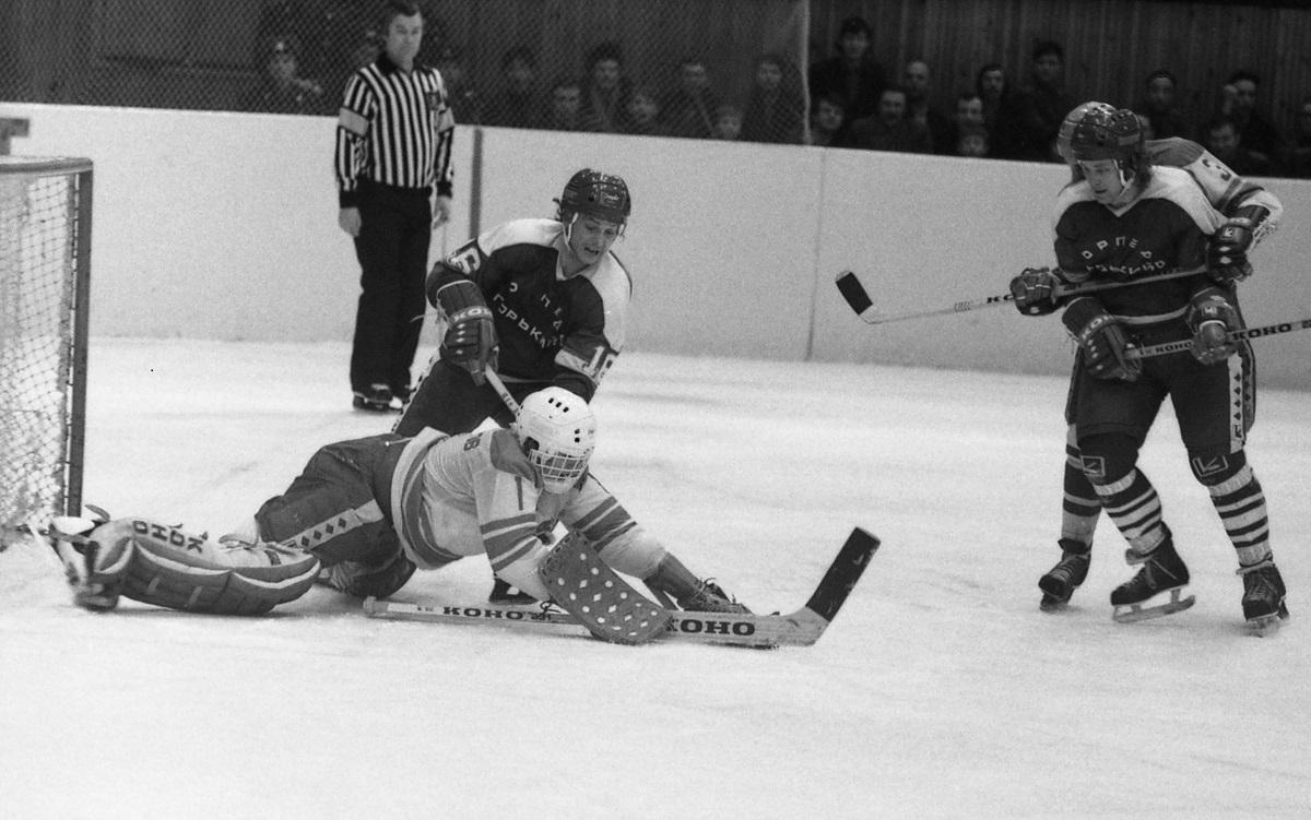«Торпедо»-75: листаем страницы истории хоккейного клуба