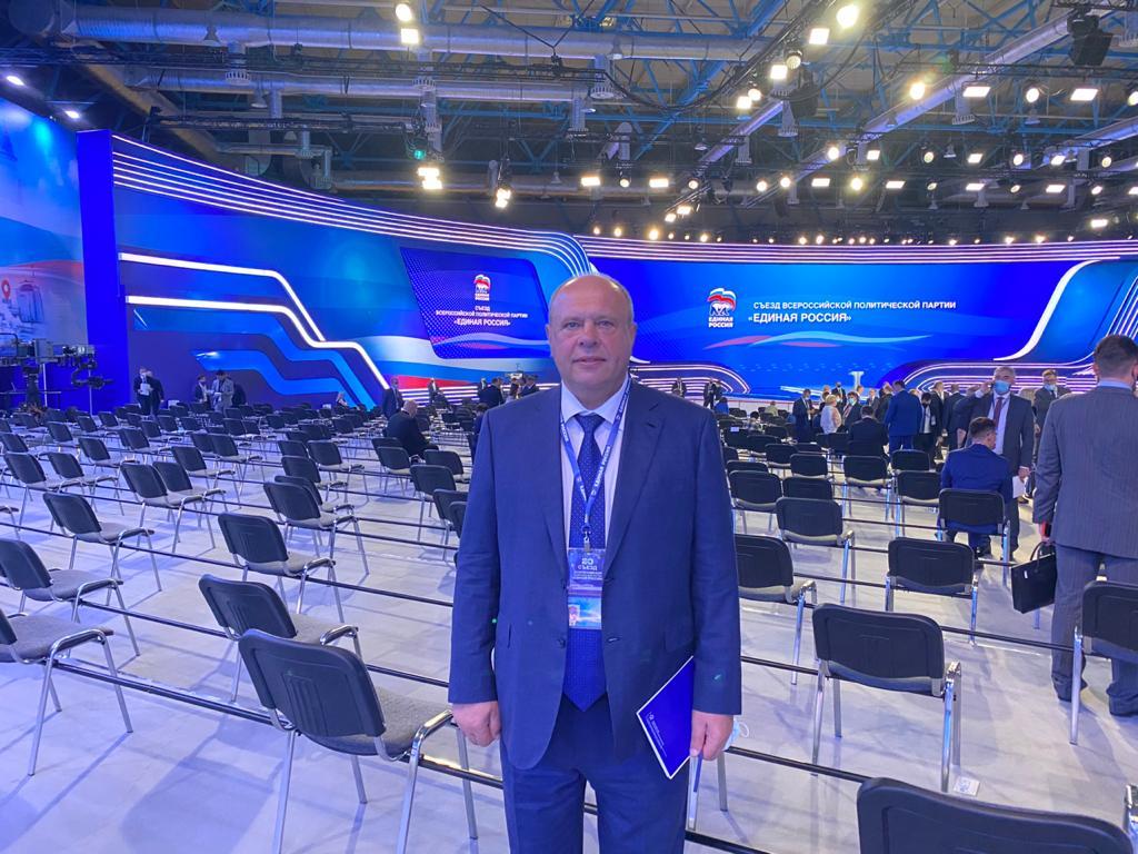 Анатолий Лесун: «Развитие социальной сферы – это важнейший шаг на пути к построению сильного государства»