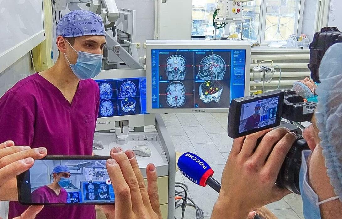 Технологии жизни: нижегородские врачи научились предотвращать инсульты
