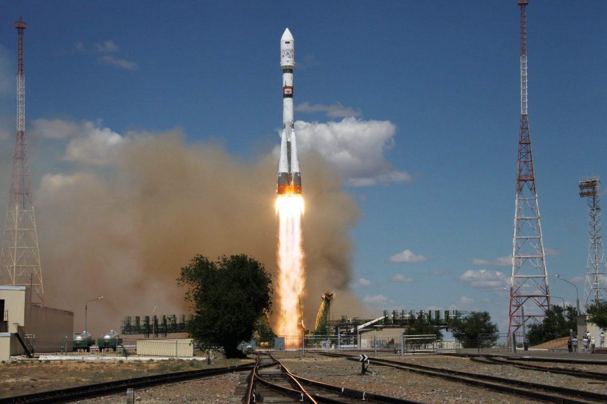 «Союз» успешно стартовал с Байконура с грузовым кораблем «Прогресс МС-17»