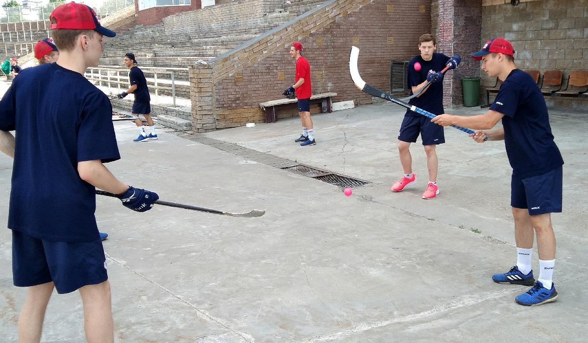 Хоккеисты нижегородского «Старта» вышли из отпуска