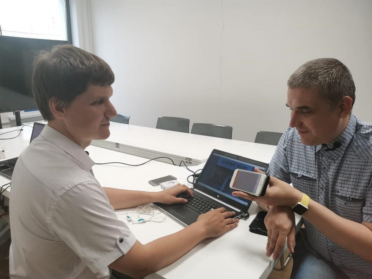 Проект «Развитие цифровой грамотности инвалидов позрению» стартовал в Нижегородской области