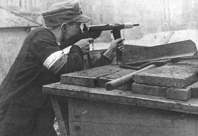 О Варшавском восстании 1944 года