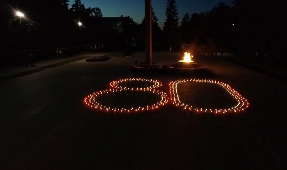 Дзержинск присоединился к Всероссийской акции «Свеча памяти»