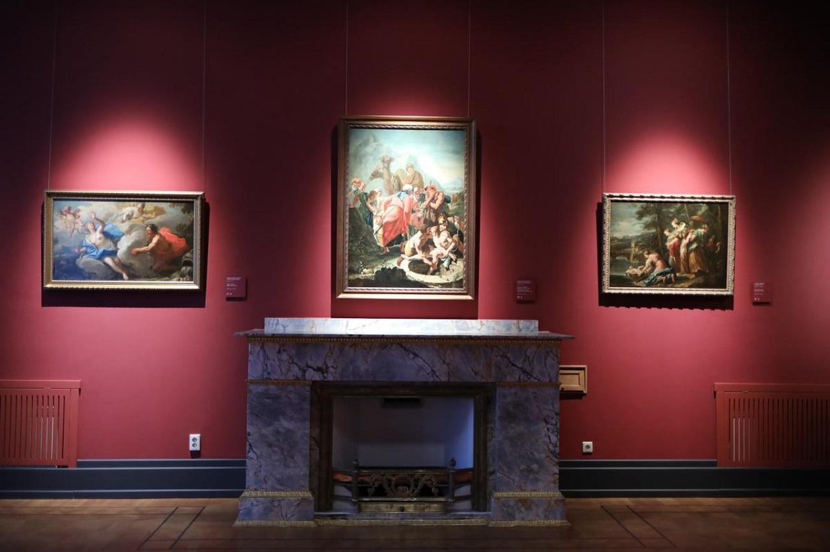 ВНижнем Новгороде открылась выставка венецианских мастеров XVIII века изсобрания ГМИИ имени А.С. Пушкина