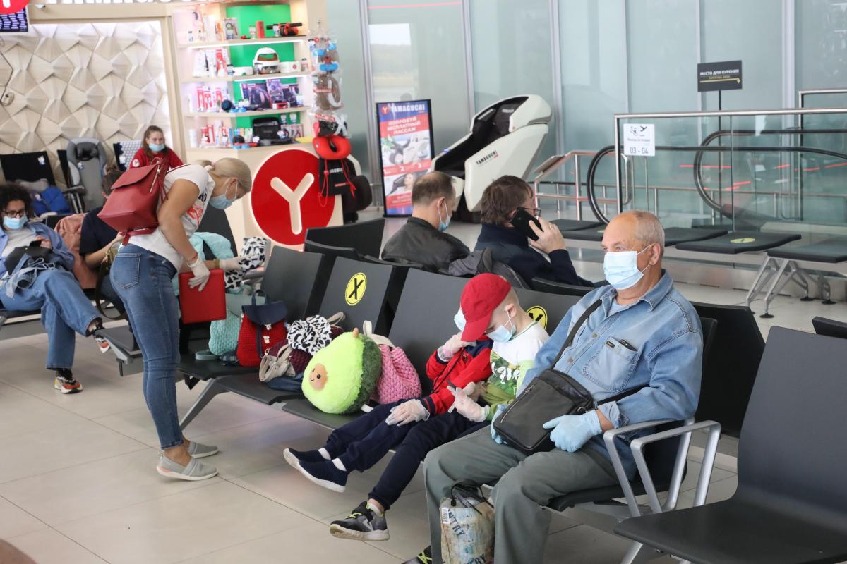Авиасообщение с Испанией, Ираком, Кенией и Словакией восстановится на следующей неделе