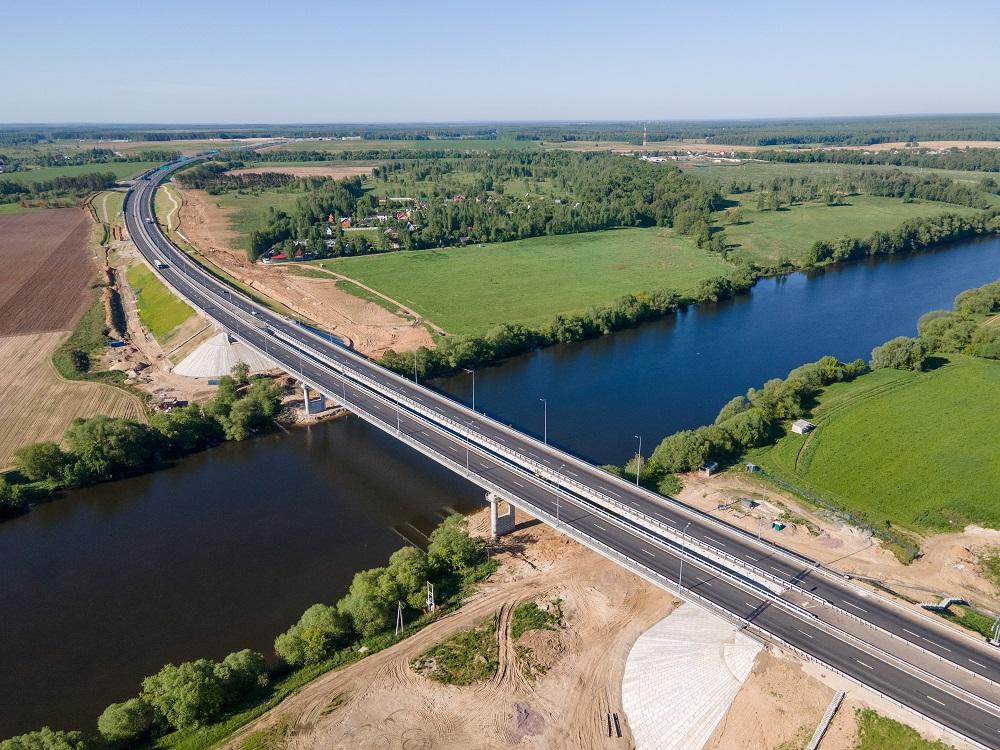 «АВТОБАН-МОСТ» вошел в пятерку лучших мостостроительных предприятий