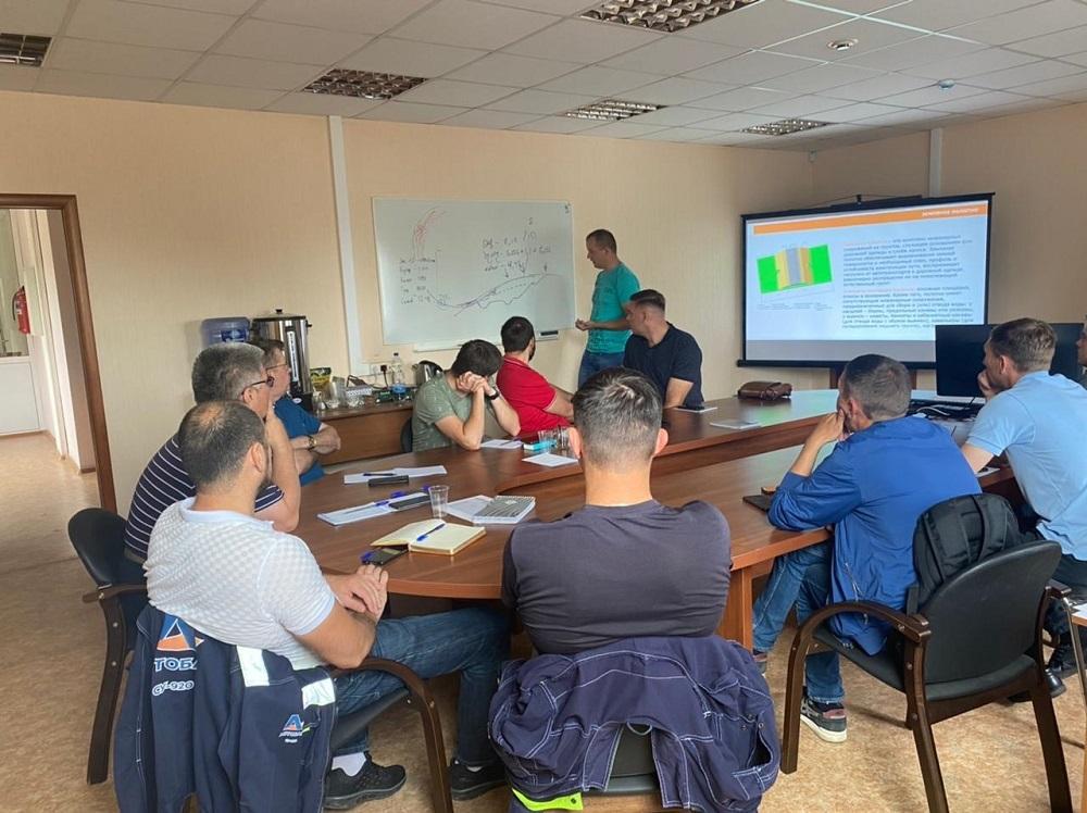 Обучение сотрудников проекта «Обход Тольятти» прошло на высоком уровне