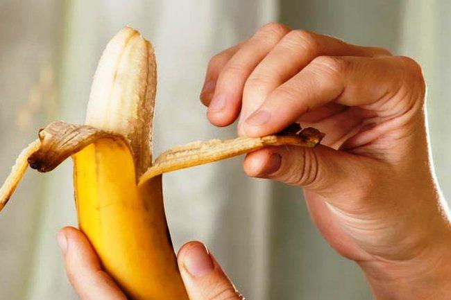 Банановая кожура нужна? Да! 7 причин перестать ее выкидывать