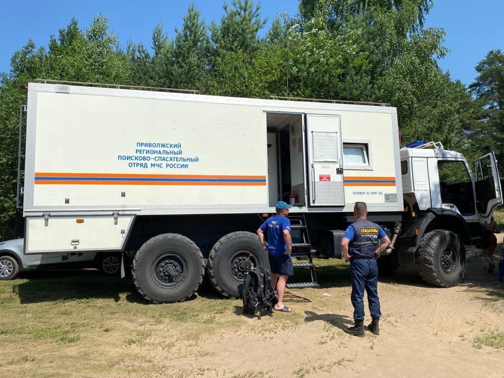 Двое мужчин утонули в озере Земснаряд в Балахне