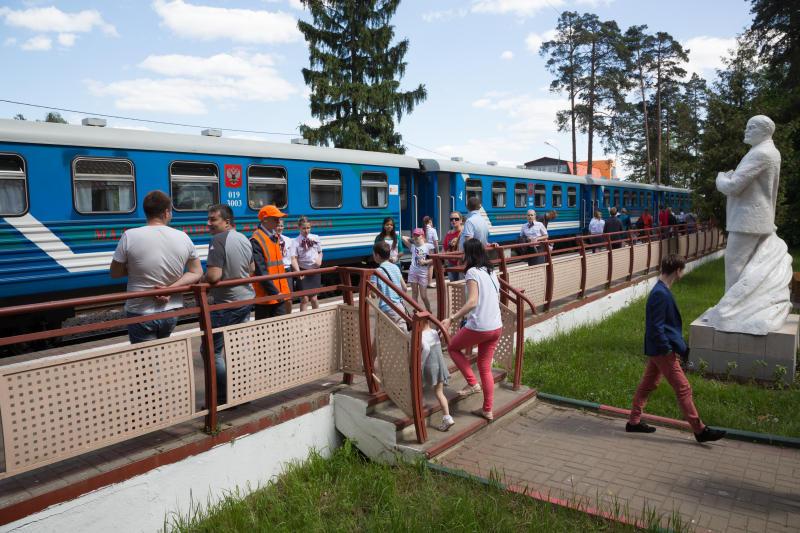 Акция «Дорога железная – не для игры!» завершилась на Горьковской железной дороге