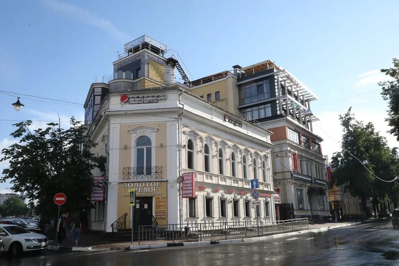 Дом Улыбышева: кому принадлежал особняк на Большой Московской дороге