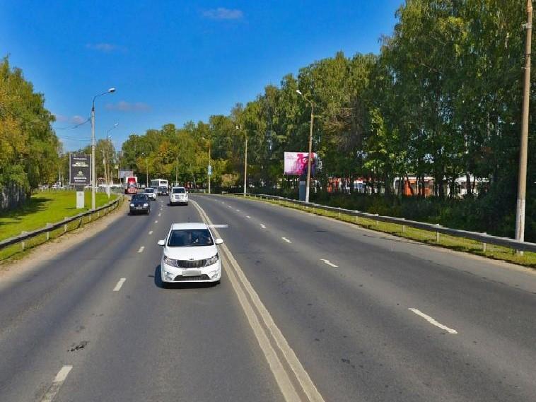 Автодорога в Ольгино будет передана в областную собственность