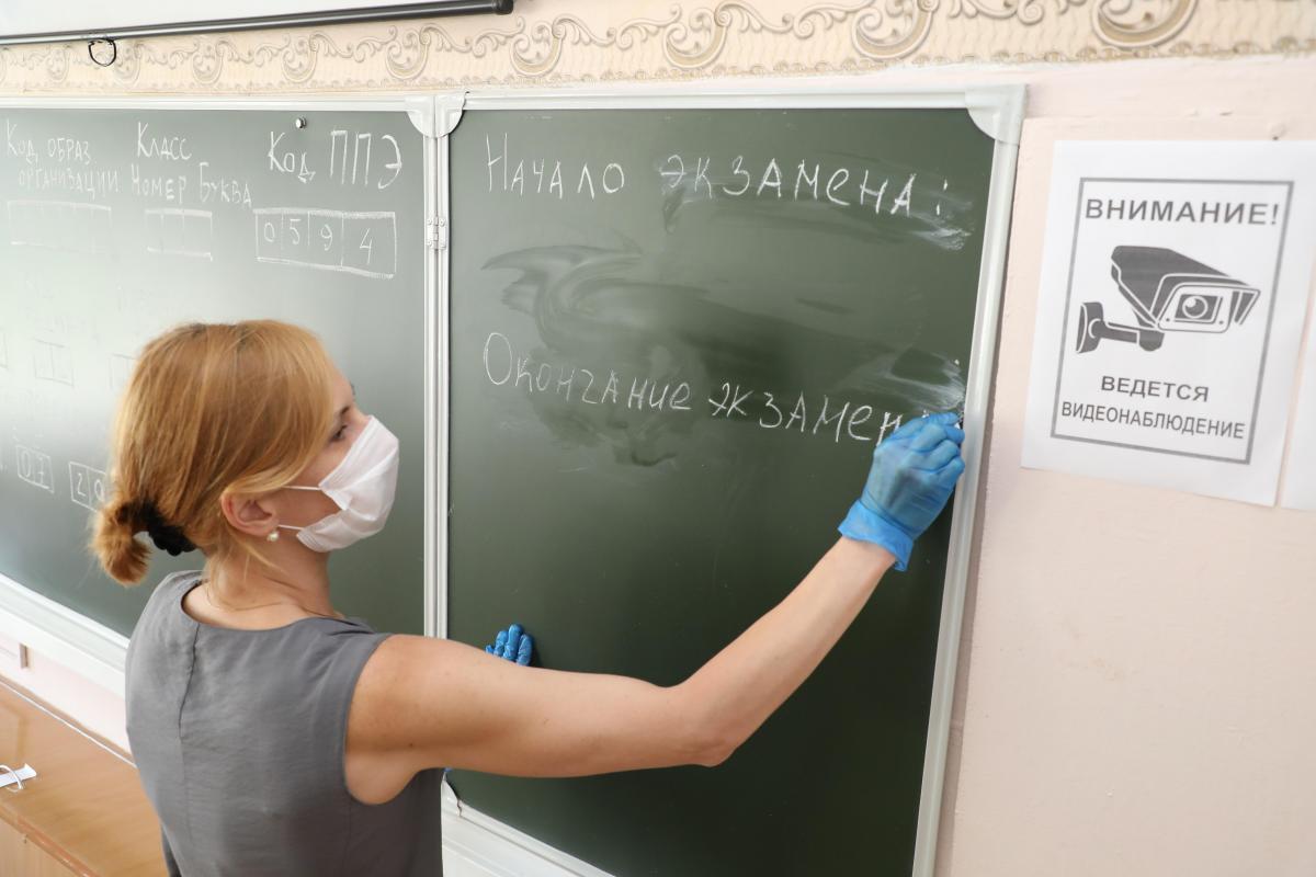 106 выпускников из Нижнего Новгорода получили высший балл на ЕГЭ по литературе, химии и русскому языку