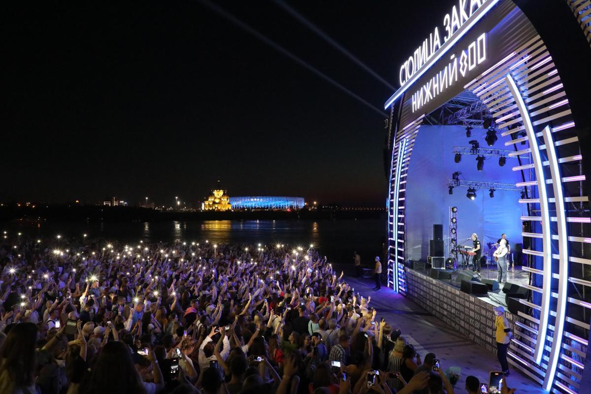 Фестиваль «Столица закатов» возобновится вовторой половине июля