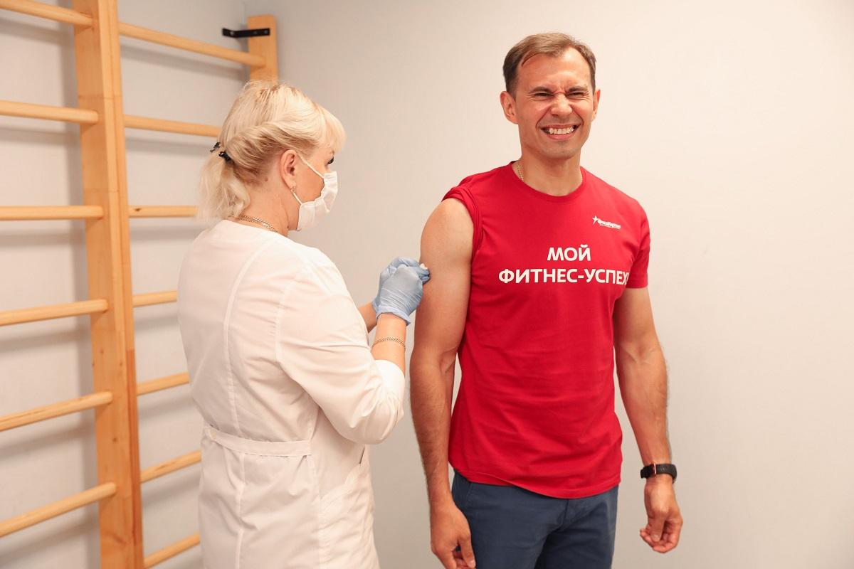 Нижегородские фитнес-центры приступили квакцинации сотрудников откоронавируса