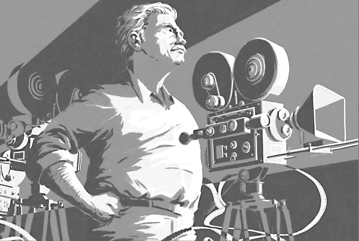 Какие люди в Голливуде: почему американский кинематограф превратили в орудие пропаганды