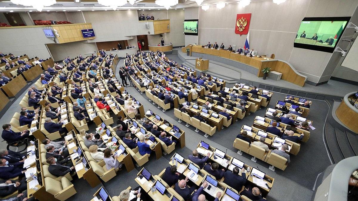 Развитие соцсферы и поддержка регионов: «Единая Россия» подвела итоги работы в действующем созыве Госдумы