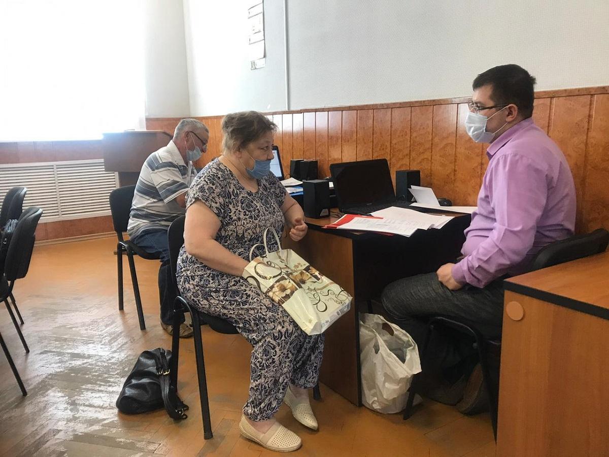 Выездные консультации Госюрбюро были организованы для жителей Арзамаса, Дивеева, Сарова иКстова
