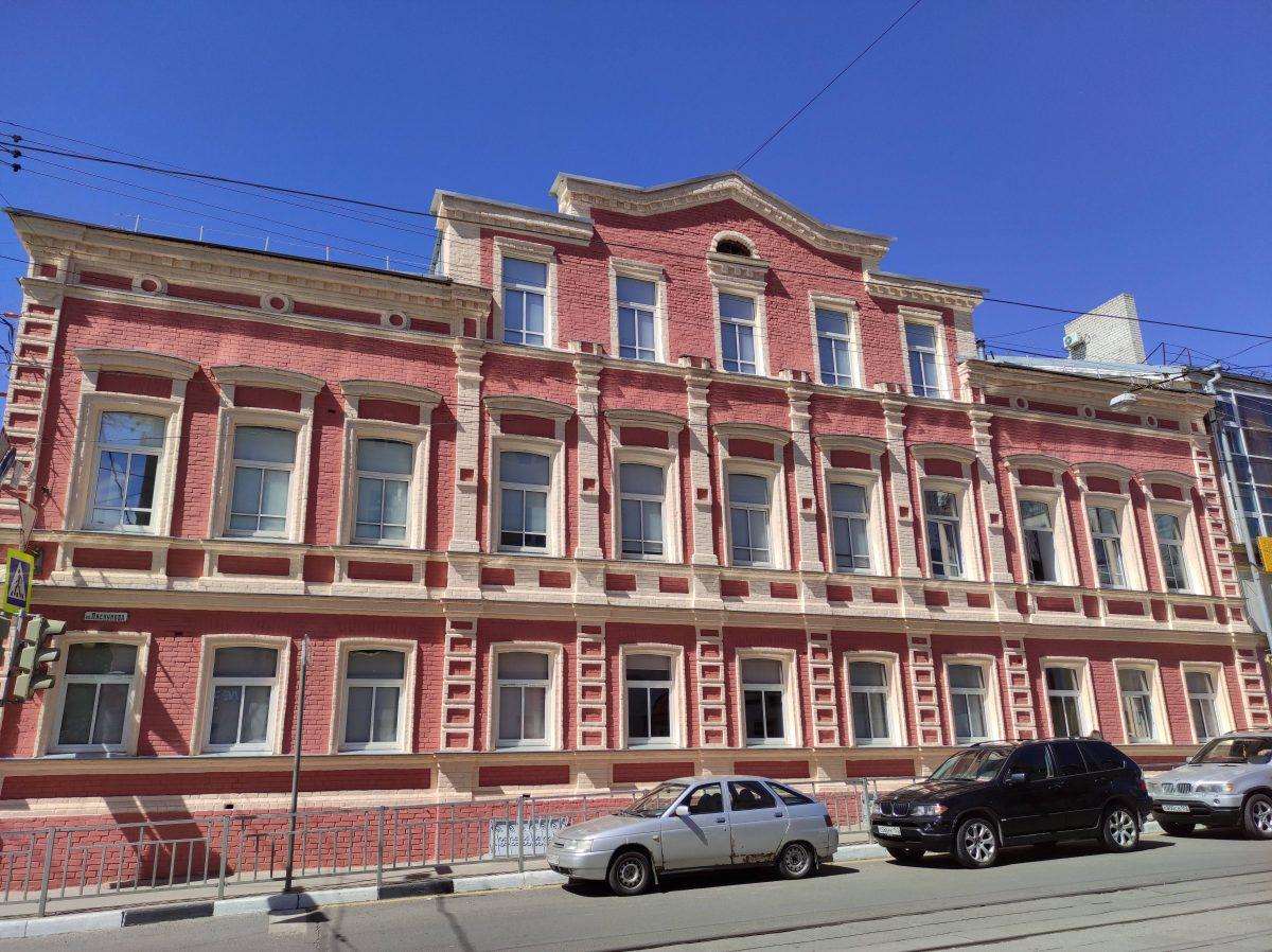 Наремонтно-реставрационные работы Нижегородского художественного училища выделено 8,2 млн рублей